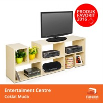 FUNIKA 13224 - Entertainment Centre