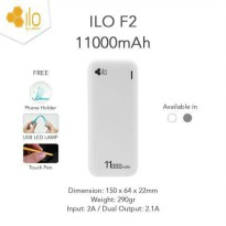 Hippo Power Bank ILO F2 11000 MAh Series