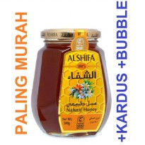 Termurah ! Madu Arab Alshifa / Al Shifa As Syifa Natural Honey 500gram