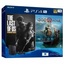 BUY 1 GET 1 Sony PlayStation 4 Pro PS4 PRO CUH free Gow dan tlou