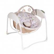 Graco Swing & Sooth Glider - Benny and Bell