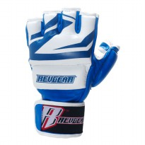REVGEAR DELUXE PRO MMA GLOVES BLUE SARUNG TINJU MMA BODY COMBAT