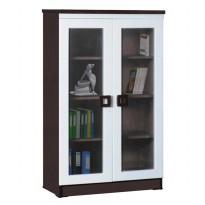 Graver Furniture Lemari Buku LH 2604