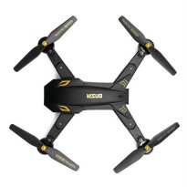 Visuo Battle Shark Quadcopter Drone WiFi FPV with 0.3MP Camera