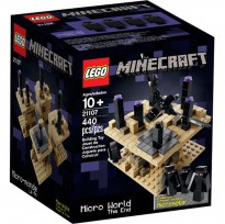 Lego 21107 Minecraft The End
