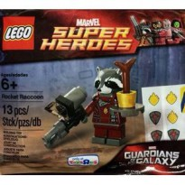 Lego 5002145 Rocket Raccoon