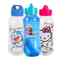 BOTOL MINUM WATER BENING HK DORAEMON CARS LITTLE PONY THOMAS BT-1104B / FROZEN BT-1104A