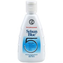 SELSUN SHAMPOO BLUE 5 120 ML