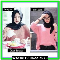 (Sweater) JALUR SWEATER