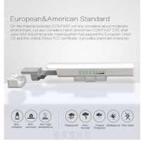 [globalbuy] 2PCS Outdoor CPE 3km siganl booster for IP camera project 2.4Ghz 300mbps 14dBi/4951360