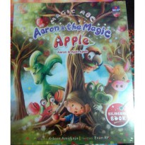 Magic ABC : Aaron & The Magic Apple (Bilingual Book)