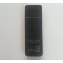 [globalbuy] Dual Band 300Mbps dual band USB wireless network card support 802.11a/b/g/n 2./4936238