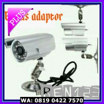 (Murah) Camera CCTV Outdoor Mikro SD tanpa DVR