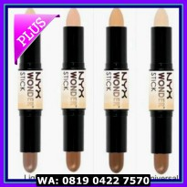 (Murah) NYX WONDER STICK 2in1 concealer & shading - HIGHLIGHT CONTOUR