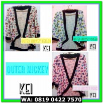 (Cardigan) OUTER MICKEY / OUTER CARDY/OUETER KIMONO