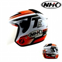 (Half Face) Helm Nhk R6 Beyond