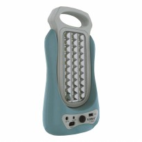 Luby L-799A lampu Emergency 30+30LED SMD Dengan Power Bank