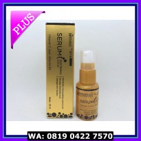 (Diskon) NEW SERUM WHITENING GOLD HANASUI BPOM