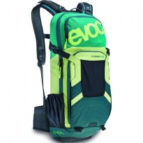 evoc fr enduro team green lime petrol