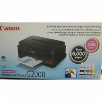 CANON PRINTER PIXMA G2000