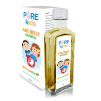 PURE KIDS AISE BELLY NATURAL OBAT KEMBUNG ANAK 60ML