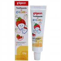 PIGEON TOOTHPASTE STRAWBERRY 45GR