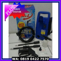 (Sale) Alat steam cuci motor & mobil Jet Cleaner ABW VGS 70