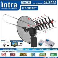 Intra INT DGT Antena digital TV outdoor Remote FOR tabung LED