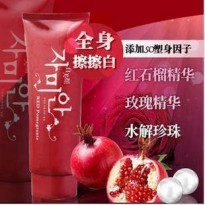 Red Pomegrante Fresh Nutrition Series Lotion Promo A04