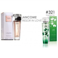 Parfum FM 321 Lancome - Tresor in Love (Original Import Eropa)