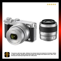 Nikon 1 J5 Double Kit 10-30mm + 30-110mm