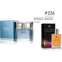 Parfum FM 226 Hugo Boss - Pure (Original Import Eropa)
