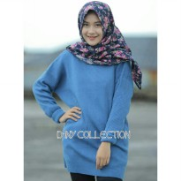 Boxy Sweater Premium Aneka Warna