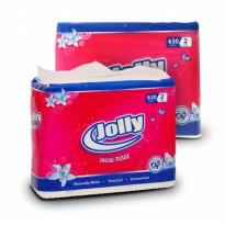 Tissue Jolly 630 - Jolly Lembaran - Jolly Facial 630 Gr - Jolly