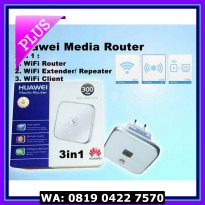 (Diskon) Huawei Media Router WS322 3in1 Wifi