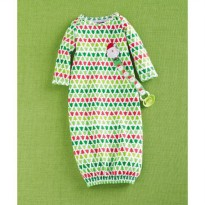 Mudpie Tree Sleep Gown & Pacy Clip #1012150-06