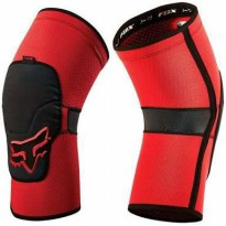 knee pad fox enduro launch size M red