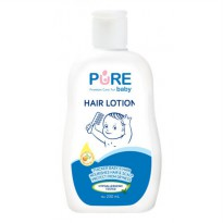 PURE BABY HAIR LOTION RAMBUT BAYI 230ML