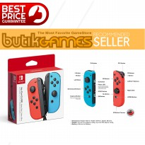 Nintendo Switch Joy-Con (L/R) Neon