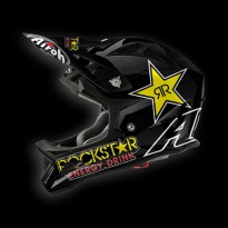 AIROH FIGHTERS ROCKSTAR SIZE XL [ 61 CM ]