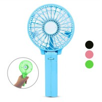 Kipas Angin Portable / Kipas Lipat Genggam / Mini Hand Fan Recharge on