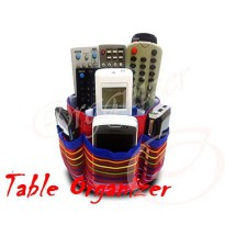 TABLE ORGANIZER (TO)