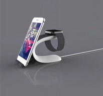 Stand Charger For Apple Watch - Iphone 6/7/8/X
