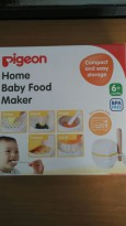 Pigeon Home Baby Food Maker Peralatan MPASI