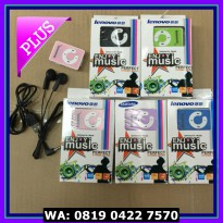 (Murah) MP3 PLAYER JEPIT MERK / MUSIC PLAYER MICRO SD