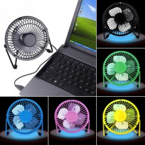 Fleco Mini Fan USB Kipas Angin
