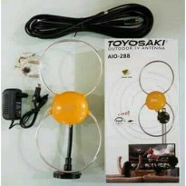 Antena TV Dalam & Luar Indoor Outdoor TV Antenna TOYOSAKI AIO