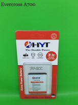 BATTERY BATERAI HYT DOUBLE POWER EVERCROSS A5B A5V A700 A74