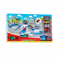 TAYO THE LITTLE BUS TRACK ZY-004 - Mainan Anak Ages3+