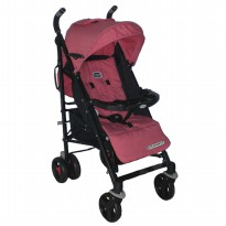 Chloe Baby - Casual Baby Stroller CITISPORTS 103 - Soft Red